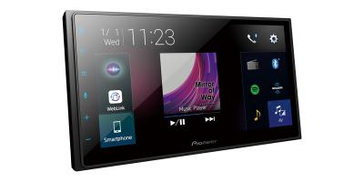 Pioneer Multimedia Receiver With WVGA Display - DMH-2600NEX