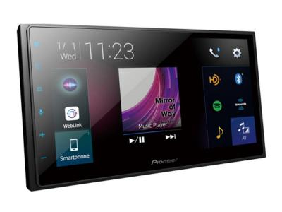 Pioneer Multimedia Receiver With WVGA Display - DMH-2660NEX