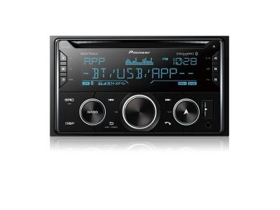 Pioneer Double DIN CD Receiver with Enhanced Audio Functions, Improved ARC App Compatibility - FH-S722BS