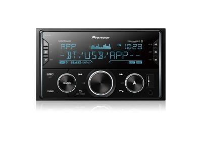 Pioneer Double DIN Digital Media Receiver with Enhanced Audio Functions - MVH-S622BS