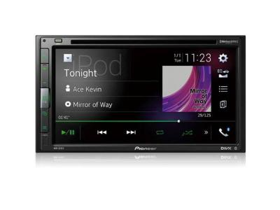Pioneer Multimedia DVD Receiver with Built-in Bluetooth - AVH-521EX