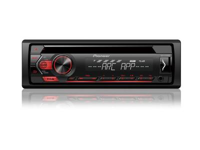 Pioneer CD Receiver with Pioneer ARC App and USB Control for Certain Android Phones - DEH-S1200UB