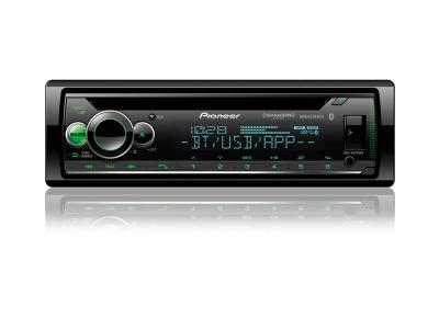 Pioneer CD Receiver with Enhanced Audio Functions and Smart Sync App Compatibility - DEH-S6200BS