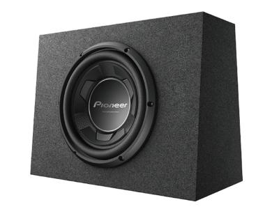 Pioneer 10   Pre-loaded compact subwoofer system - TS-WX106B