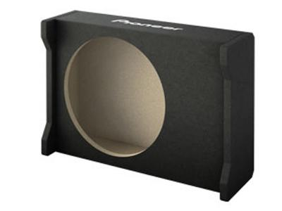 """Pioneer Downfiring Enclosure for 12"""" Shallow Subwoofer - UD-SW300D"""