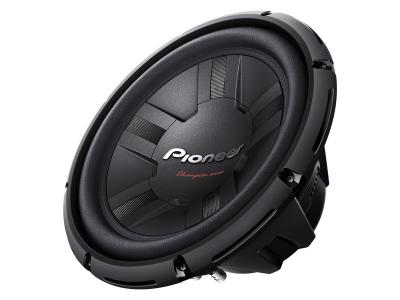 "Pioneer - 12"" Champion Series Subwoofer with Single 4 Ohm Voice Coil TS-W311S4"