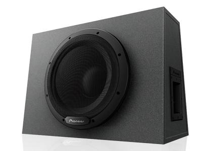 """Pioneer 12"""" Sealed enclosure active subwoofer with built-in amplifier - TS-WX1210A"""