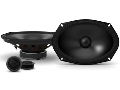 "Alpine 6X9"" Component 2-Way Speaker Set - S-S69C"