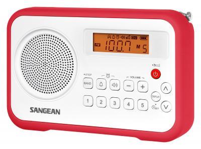 Sangean FM-Stereo / AM Digital Tuning Portable Receiver - PR-D18RD