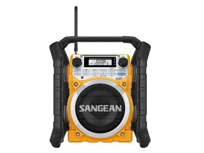 Sangean Ultra Rugged Smart Rechargeable Digital Tuning Radio - U4