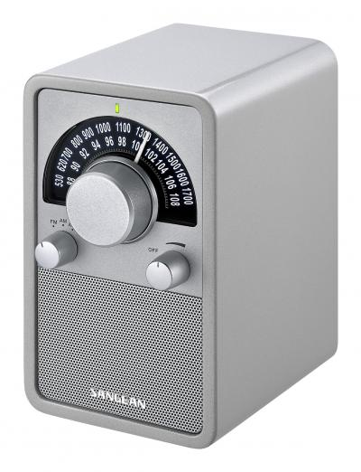 Sangean FM / AM Wooden Cabinet Receiver - WR-15SR