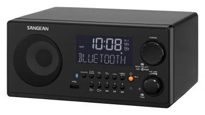 Sangean FM-RBDS / AM / USB / Bluetooth Digital Receiver - WR-22 (B)