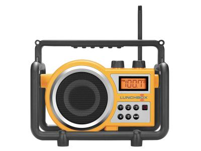 Sangean Compact FM AM Ultra Rugged Radio Receiver - LB-100