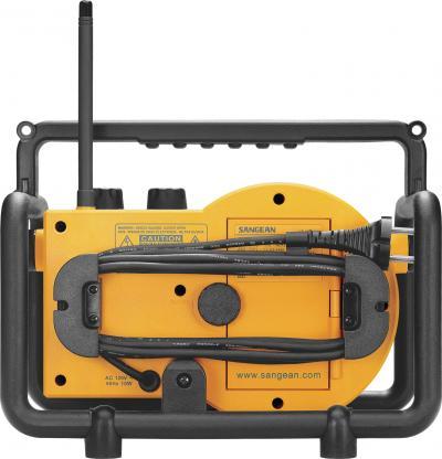 Sangean Compact FM AM Ultra Rugged Radio Receiver - LB-100