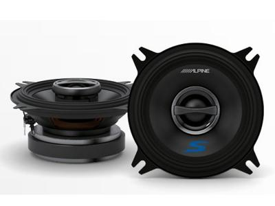 Alpine Coaxial 2-Way Speaker Set - S-S40