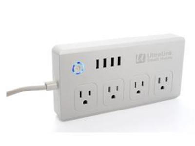Ultralink Smart Wi-fi Surge Protector USHPB1