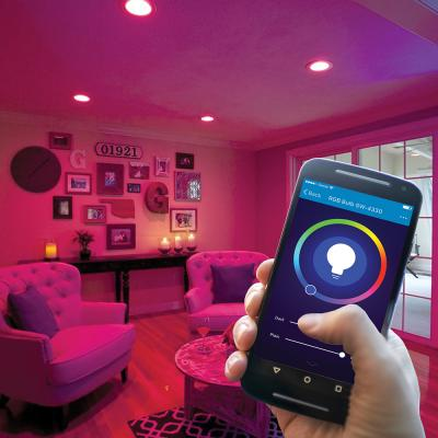 Ultralink Smart Home WiFi LED Smart Bulb - USHWBR30