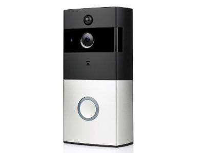 Ultralink Smart Home Wire-Free Wi-Fi Video Doorbell - USHWVDB