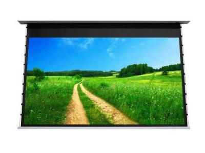 EluneVision 150 Inch 4:3 In Ceiling Motorized Screen - EV-IC-150-1.2-4:3