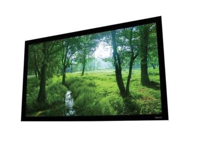 Elunevision Elara 1.1 Gain Fixed-Frame Projector Screen - EV-F-128-1.1