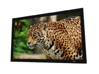 EluneVision 133 Inch 2.35:1 Aurora 4K Ambient Light Rejection Fixed-Frame Screen - EV-Z-133-1.3-2.35