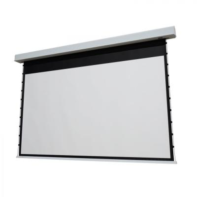 """EluneVision 123"""" 16:9 In Ceiling Motorized Screen- EV-IC-123-1.2-16:10"""