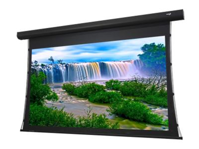 "EluneVision 100"" 16:9 Ref.4K Acoustic Weave Tab Tension Motorzied Screen EV-T3AW-100-1.15"