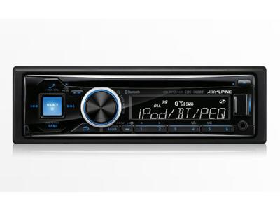 Alpine Advanced Bluetooth® ReceiverCDE-143BT