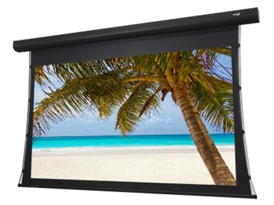 "EluneVision 92"" 16:9 Aurora 4K Tab-Tension Motorized Screen ALR Perforated 1.25 Grey -EV-T3P-92-1.25"