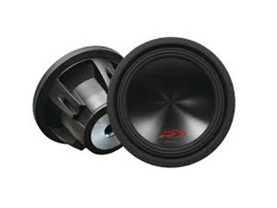 "12"" Alpine  Car Speakers and Subwoofers SWR-12D2 (Single)"