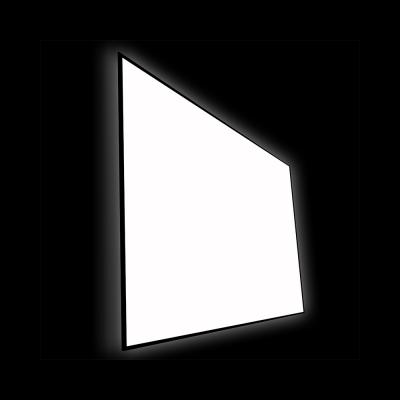 "EluneVision 125"" 16:9 Reference 4K SLIM slim Fixed Frame Screen - EV-S-125-1.0"