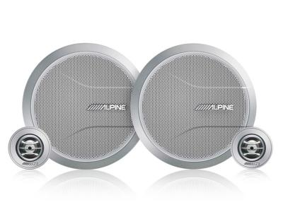 "ALPINE  7"" COMPONENT 2-WAY SPEAKER SPR-M70"