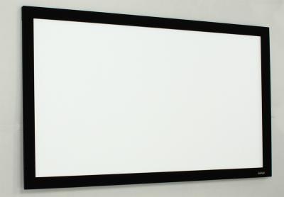 "EluneVision 115"" 16:9 Reference Studio 4K AudioWeave Fixed-Frame Screen - EV-F3AW-115-1.15"