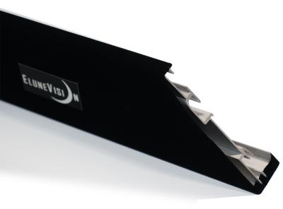 "EluneVision 135"" 16:9 Reference Studio 4K AudioWeave Fixed-Frame Screen - EV-F3AW-135-1.15"