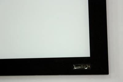 "EluneVision 92"" 16:9 Reference Studio 4K AudioWeave Fixed-Frame Screen - EV-F3AW-92-1.15"