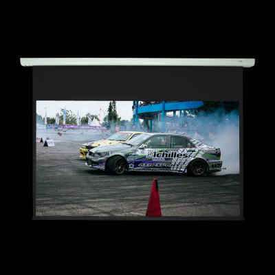"EluneVision 123"" 16:10 Luna Motorized Non-Tension Screen -EV-E-123-1.2"
