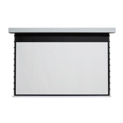 "EluneVision 106"" 16:9 In Ceiling Motorized Screen- EV-IC-106-1.2"