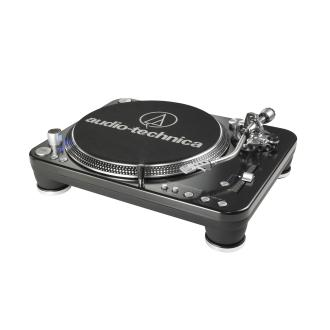 Audio-Technica Direct-Drive Professional DJ Turntable (USB & Analog) - AT-LP1240-USB