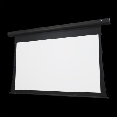 """EluneVision 106"""" 16:9 Ref.4K Acoustic Weave Tab Tension Motorzied Screen EV-T3AW-106-1.15"""