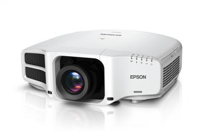 Epson Pro G7500UNL WUXGA 3LCD Projector with 4K Enhancement without Lens V11H750920