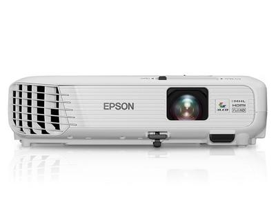 EPSON PowerLite Home Cinema 1040 1080p 3LCD Projector - V11H772020-F