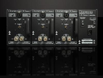 Bryston Three-Channel Amplifierm - 6BSST²