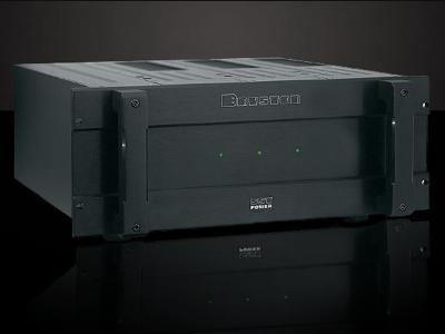 Bryston Three-Channel Amplifier - 6BSST² PRO