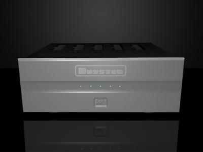 Bryston Five-Channel Amplifier - 9BSST²