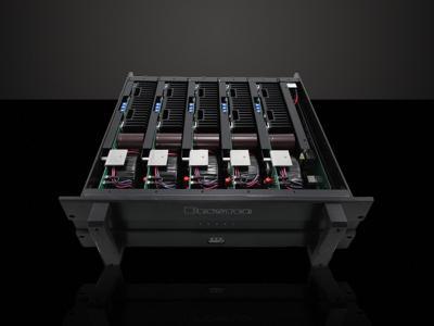 Bryston Five-Channel Amplifier - 9BSST² PRO