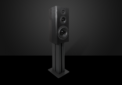 Bryston Bookshelf Loudspeaker - Mini T Active