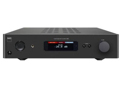 NAD Integrated Amplifier With MDC BluOS-2i Card Installed - C 368 BluOS