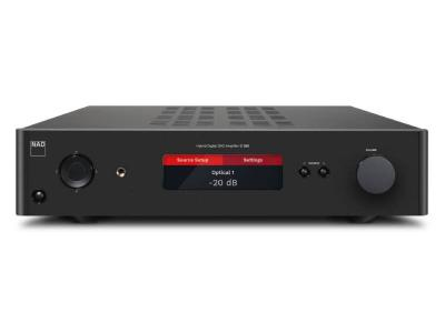 NAD Hybrid Digital DAC Amplifier - C 368