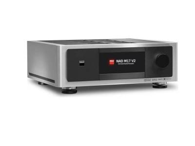 NAD Surround Sound Preamp Processor - M17 V2i