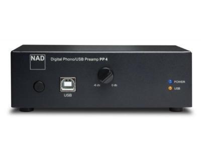 NAD Digital Phono USB Preamplifier - PP4